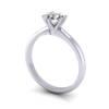 Video,Engagement Ring RS2 Platinum 3D