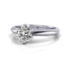 Engagement Ring, RS9, Platinum, LF