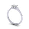Video RS3 Engagement Ring White Gold