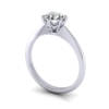 Video,Diamond Ring RS4-round-Platinum