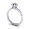 video, White Gold, engagement ring, rs9, 3d