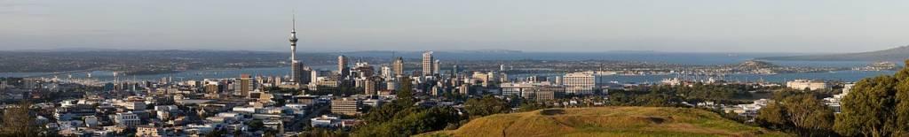 Auckland Panoramic View