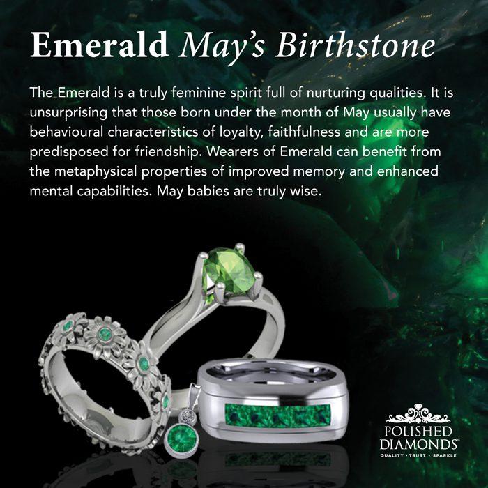 Birthstone Emerald
