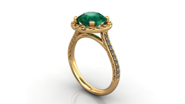 Emerald Engagement Ring?