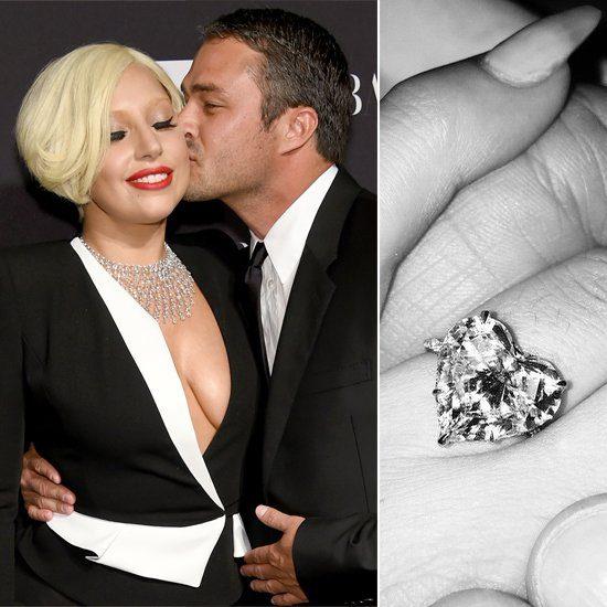 Wedding Ring of Lady Gaga