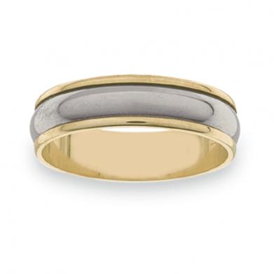 Titanium Wedding Ring PD198