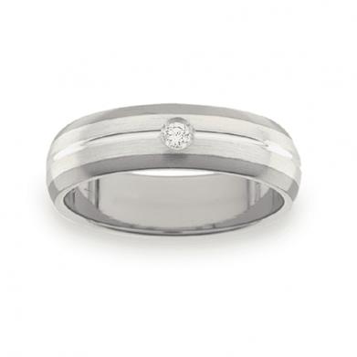 Titanium Wedding Ring PD463