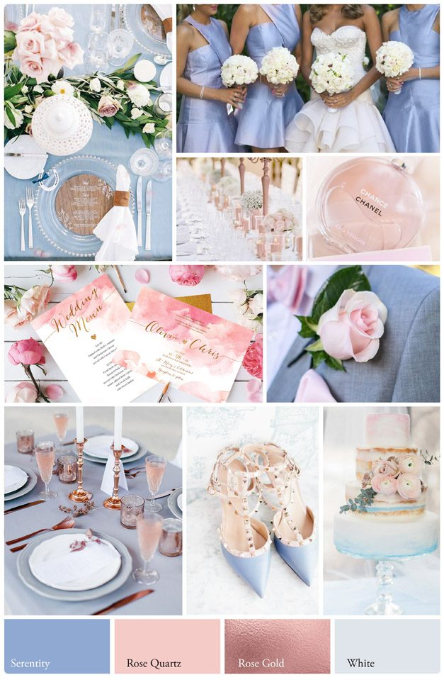 Spring Rose Wedding Theme Decorations