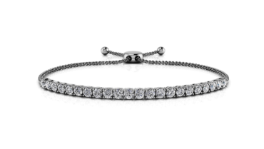 New in Stock: Diamond Tennis Bracelets