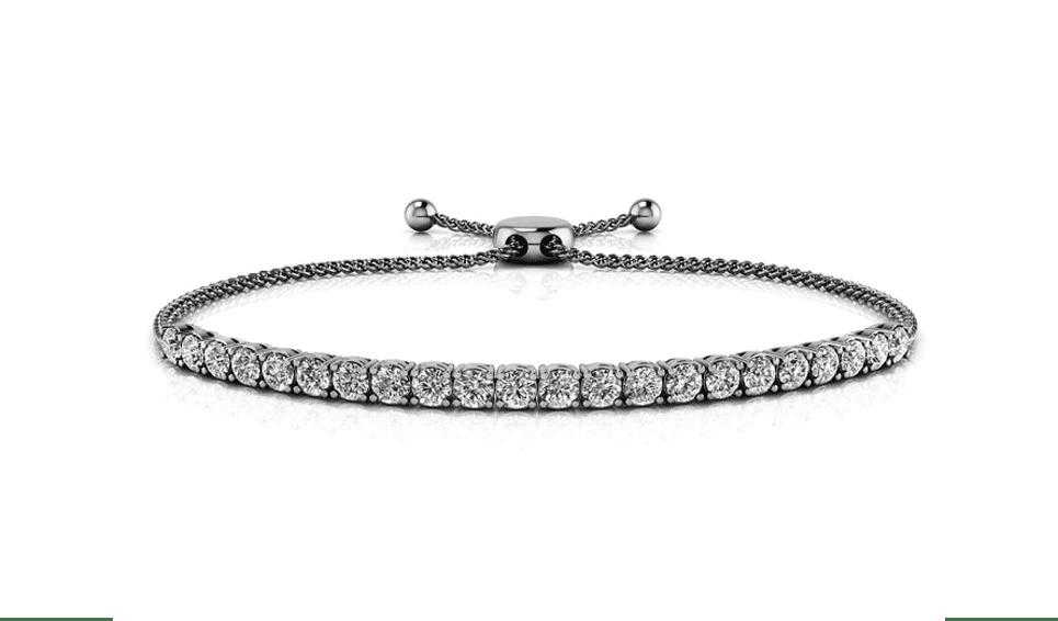 New in Stock: Diamond Tennis Bracelets