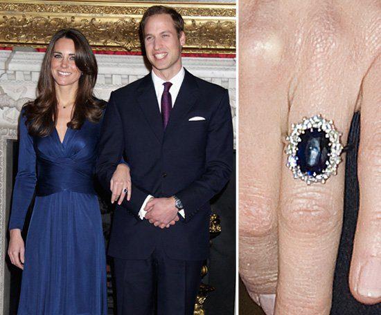 Wedding Ring - Kate Middleton