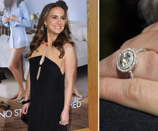 Wedding Ring of Natalie Portman