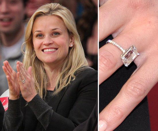 Wedding Ring of Reese Witherspoon