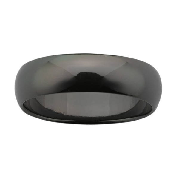 Black Zirconium Ring PD21Z-6