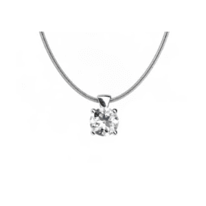 Diamond Pendant - Round Brilliant