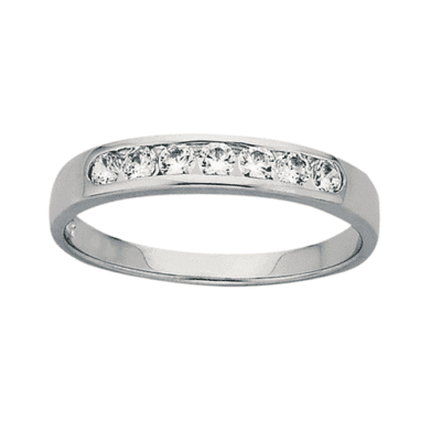 Diamond Wedding Ring PD20
