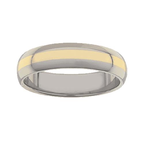 Titanium Ring PD216