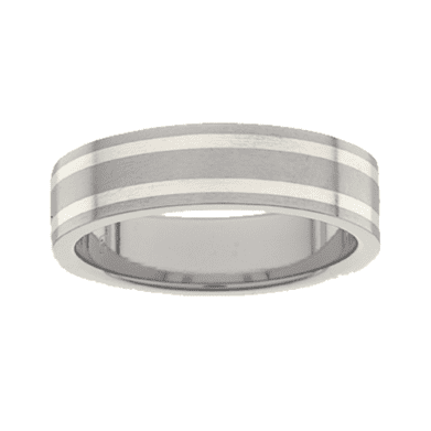 Titanium Ring PD217
