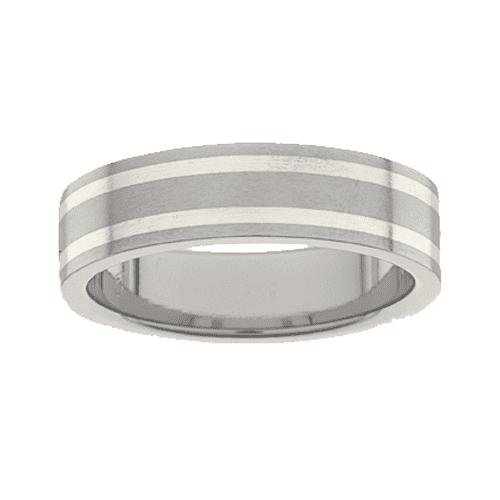 Titanium Ring PD217