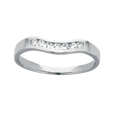 Wedding Diamond Ring PD402