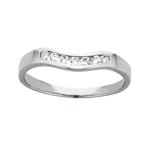 Wedding Diamond Ring PD402