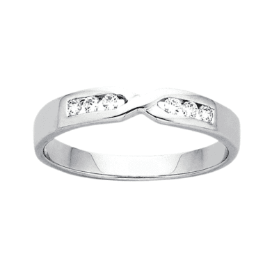 Diamond Wedding Ring PD529