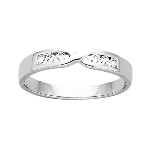 Diamond Wedding Ring PD529