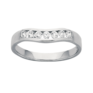 Diamond Wedding Ring PD532