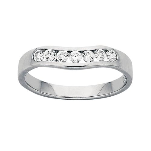 Diamond Wedding Ring PD532