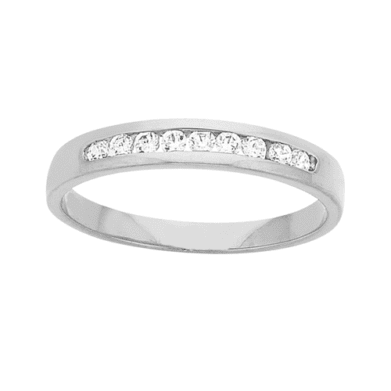 Diamond Wedding Ring PD701 WG