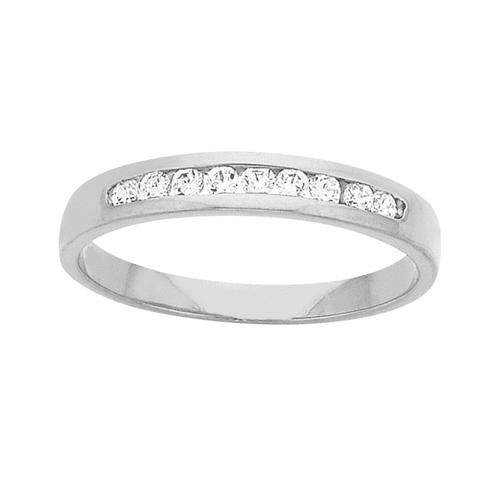 Diamond Wedding Ring PD701 WG